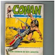 Cómics: CONAN V.1 Nº 9. VÉRTICE. TACO.. Lote 179338473