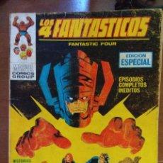 Cómics: LOS 4 FANTASTICOS Nº 24 - VÉRTICE TACO. Lote 179375228