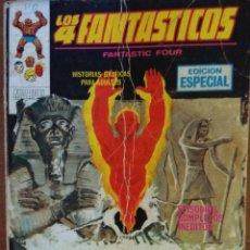 Cómics: LOS 4 FANTASTICOS Nº 26 - VÉRTICE TACO. Lote 179375537