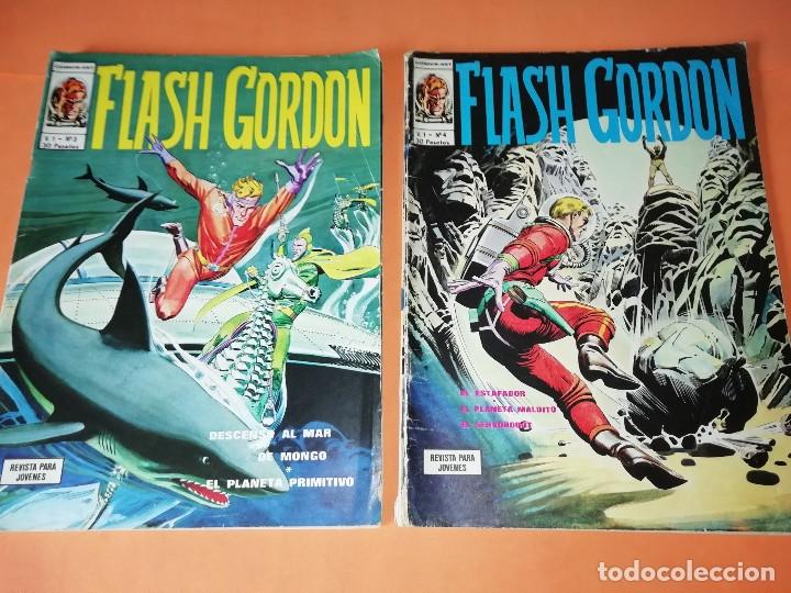 Cómics: FLASH GORDON . GRAN LOTE EDICIONES VERTICE , DOLAR Y B.O. 42 COMICS EN TOTAL. NO SUELTOS. - Foto 3 - 179392680