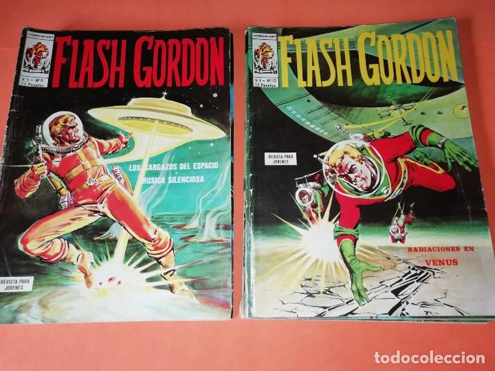 Cómics: FLASH GORDON . GRAN LOTE EDICIONES VERTICE , DOLAR Y B.O. 42 COMICS EN TOTAL. NO SUELTOS. - Foto 6 - 179392680