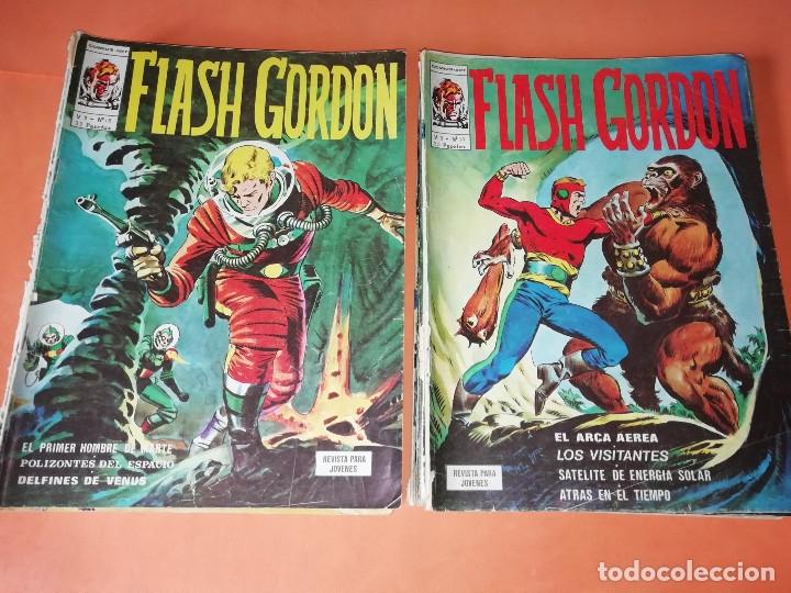 Cómics: FLASH GORDON . GRAN LOTE EDICIONES VERTICE , DOLAR Y B.O. 42 COMICS EN TOTAL. NO SUELTOS. - Foto 9 - 179392680