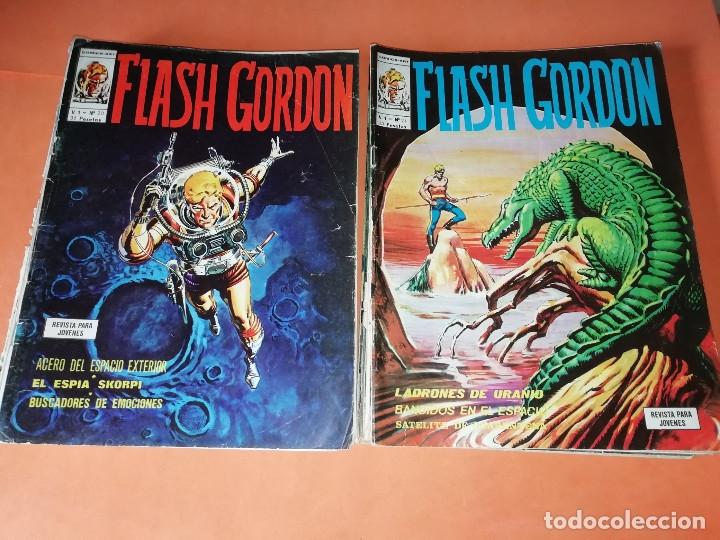 Cómics: FLASH GORDON . GRAN LOTE EDICIONES VERTICE , DOLAR Y B.O. 42 COMICS EN TOTAL. NO SUELTOS. - Foto 10 - 179392680