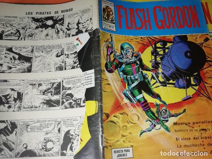 Cómics: FLASH GORDON . GRAN LOTE EDICIONES VERTICE , DOLAR Y B.O. 42 COMICS EN TOTAL. NO SUELTOS. - Foto 15 - 179392680