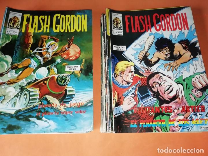Cómics: FLASH GORDON . GRAN LOTE EDICIONES VERTICE , DOLAR Y B.O. 42 COMICS EN TOTAL. NO SUELTOS. - Foto 17 - 179392680