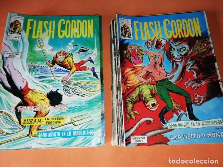 Cómics: FLASH GORDON . GRAN LOTE EDICIONES VERTICE , DOLAR Y B.O. 42 COMICS EN TOTAL. NO SUELTOS. - Foto 18 - 179392680