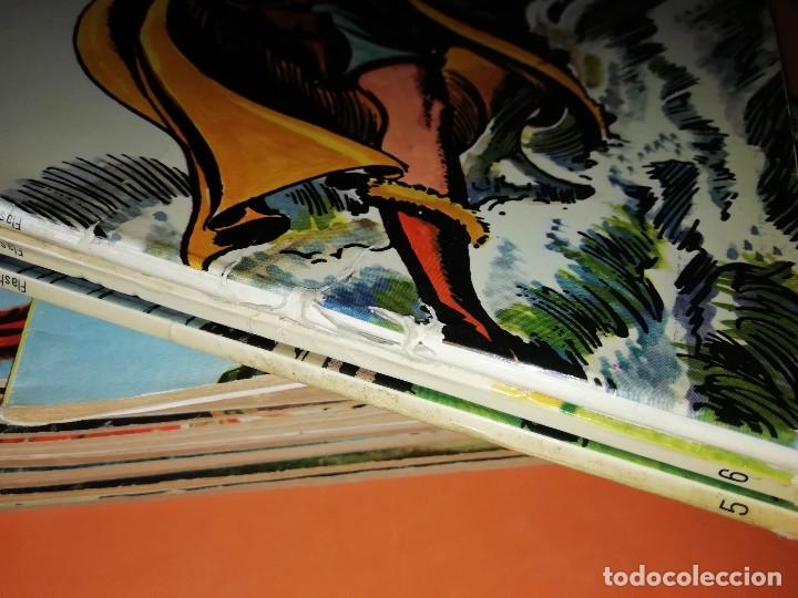 Cómics: FLASH GORDON . GRAN LOTE EDICIONES VERTICE , DOLAR Y B.O. 42 COMICS EN TOTAL. NO SUELTOS. - Foto 24 - 179392680