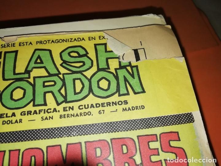 Cómics: FLASH GORDON . GRAN LOTE EDICIONES VERTICE , DOLAR Y B.O. 42 COMICS EN TOTAL. NO SUELTOS. - Foto 26 - 179392680