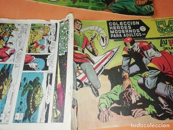 Cómics: FLASH GORDON . GRAN LOTE EDICIONES VERTICE , DOLAR Y B.O. 42 COMICS EN TOTAL. NO SUELTOS. - Foto 39 - 179392680