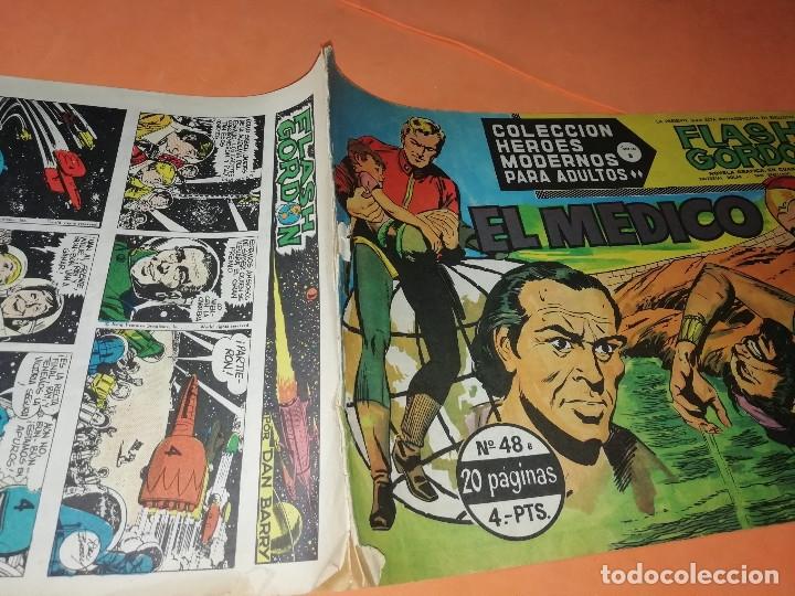 Cómics: FLASH GORDON . GRAN LOTE EDICIONES VERTICE , DOLAR Y B.O. 42 COMICS EN TOTAL. NO SUELTOS. - Foto 40 - 179392680