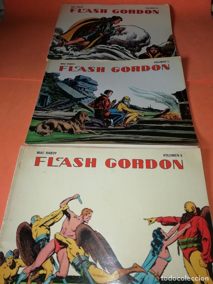 Cómics: FLASH GORDON . GRAN LOTE EDICIONES VERTICE , DOLAR Y B.O. 42 COMICS EN TOTAL. NO SUELTOS. - Foto 41 - 179392680