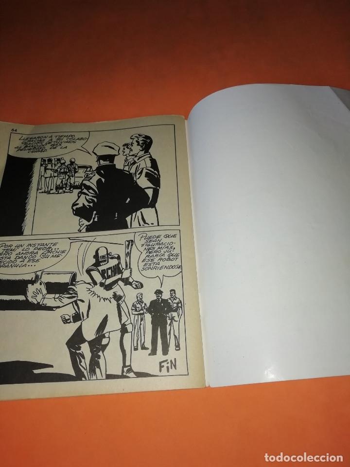 Cómics: MYTEK EL PODEROSO. ¿DESTRUIDO ? . VERTICE. GRAPA Nº10. - Foto 4 - 180007412