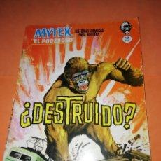 Cómics: MYTEK EL PODEROSO. ¿DESTRUIDO ? . VERTICE. GRAPA Nº10.. Lote 180007412