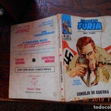 Cómics: SARGENTO FURIA Nº4-VÉRTICE. Lote 180023738