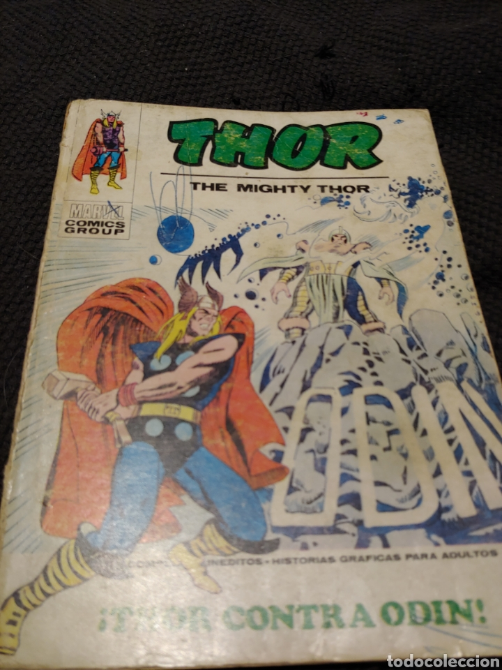 THOR V1, NÚMERO 39 (Tebeos y Comics - Vértice - Thor)