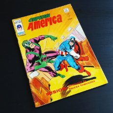 Comics: MUY BUEN ESTADO CAPITAN AMERICA 22 VERTICE VOL III. Lote 180088591