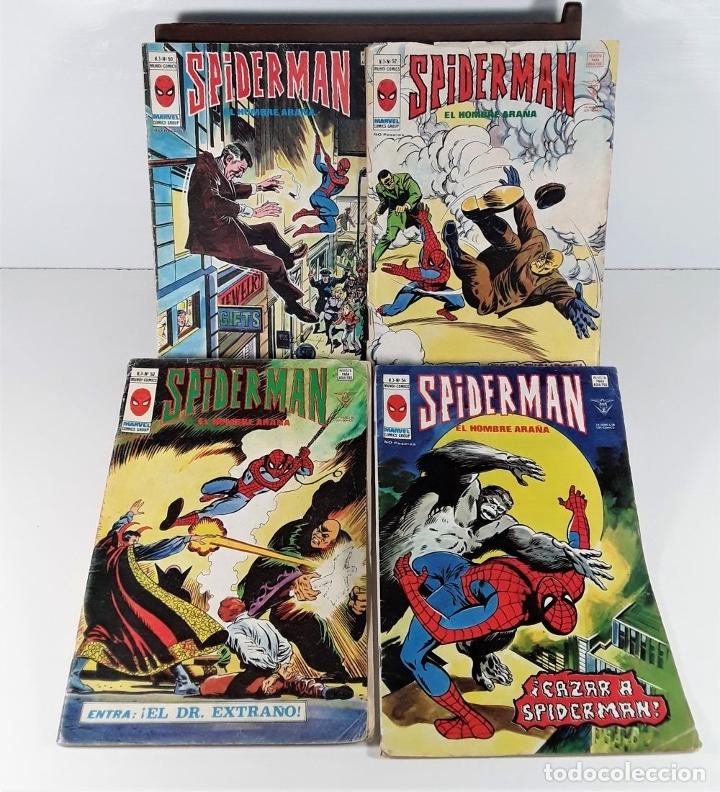 Cómics: MUNDI-COMICS. SPIDERMAN. 13 EJEMPLARES. MARVEL. EDICIONES VERTICE. BARCELONA. SIGLO XX. - Foto 6 - 180095188