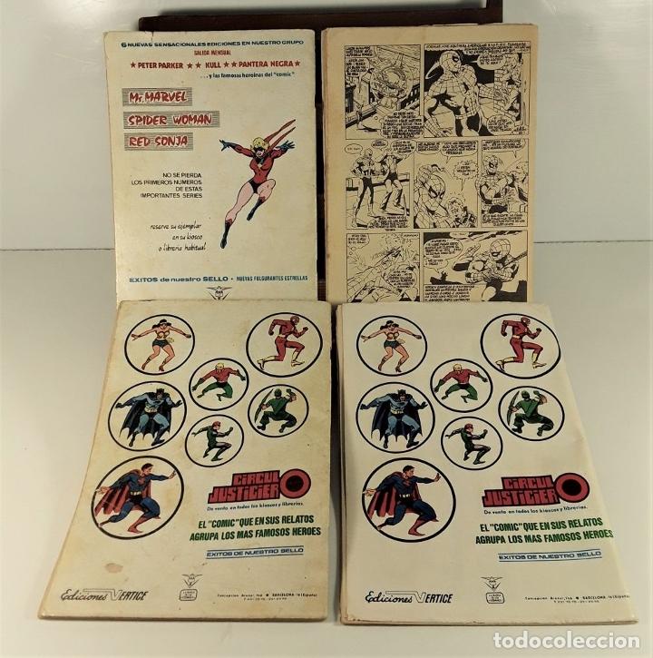 Cómics: MUNDI-COMICS. SPIDERMAN. 13 EJEMPLARES. MARVEL. EDICIONES VERTICE. BARCELONA. SIGLO XX. - Foto 9 - 180095188