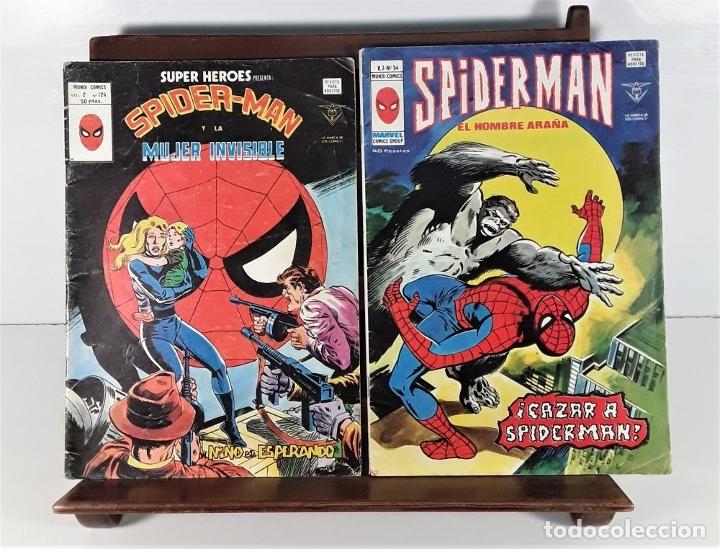 Cómics: MUNDI-COMICS. SPIDERMAN. 13 EJEMPLARES. MARVEL. EDICIONES VERTICE. BARCELONA. SIGLO XX. - Foto 10 - 180095188