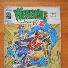 Cómics: WEREWOLF V. 2 Nº 18 - MUNDI-COMICS - VERTICE (HK). Lote 180101076
