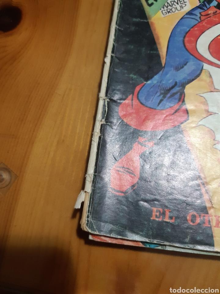 Cómics: Comic vertice LOS INSUPERABLES,EL HOMBRE DE HIERRO ,EL CAPITAN AMERICA - Foto 2 - 180204468