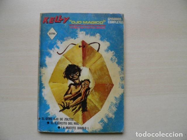 TEBEO DE KELLY OJO MAGICO (Tebeos y Comics - Vértice - Fleetway)