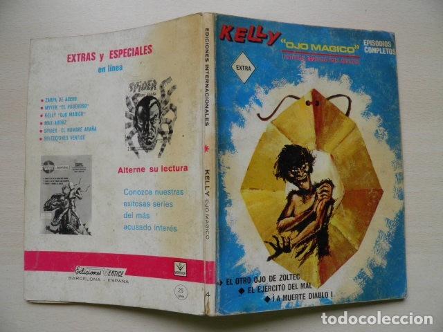 Cómics: tebeo de kelly ojo magico - Foto 3 - 180231866