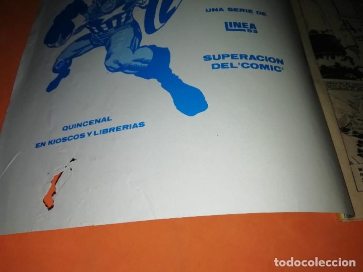 Cómics: FLIERMAN. Nº 1 VERTICE COLOR ( buen estado) Y Nº 2 SURCO b/n. ( ver fotos) - Foto 3 - 180251395