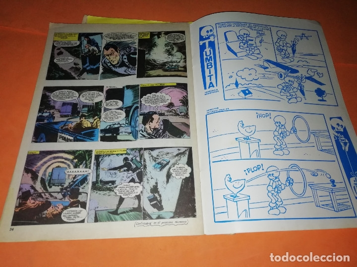 Cómics: FLIERMAN. Nº 1 VERTICE COLOR ( buen estado) Y Nº 2 SURCO b/n. ( ver fotos) - Foto 8 - 180251395
