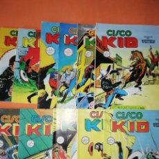 Cómics: CISCO KID. LOTE .VERTICE COMICS ART COLOR. Nº 6,8,10,11,16,17,18,19,20,21 Y 22. BUEN ESTADO.. Lote 180255057