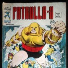 Cómics: PATRULLA X Nº 6 EL ORÍGEN DEL PROFESOR X - VÉRTICE MUNDI-CÓMICS. Lote 180265100