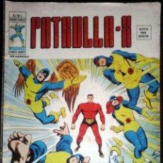 Cómics: PATRULLA X Nº 4 UNUS EL INTOCABLE - VÉRTICE MUNDI-CÓMICS. Lote 180265308