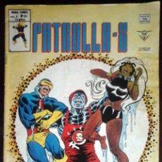 Cómics: PATRULLA X Nº 34 ESCUCHADME... ÉSTE QUE OS HABLA OS MATARÁ - VÉRTICE MUNDI-CÓMICS. Lote 180265838