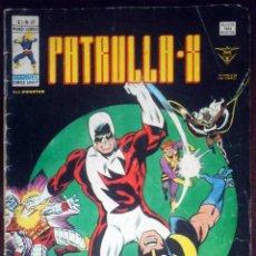 Cómics: PATRULLA X Nº 27 LOS HÉROES ESTÁN EN CASA - VÉRTICE MUNDI-CÓMICS. Lote 180265957