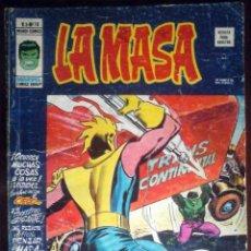 Cómics: LA MASA Nº 18 EL COLOSO DEL ESPACIO - VÉRTICE MUNDI-CÓMICS. Lote 180267935