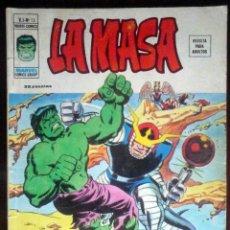 Cómics: LA MASA Nº 13 ...DONDE ACECHA EL REPTIL NOCTURNO - VÉRTICE MUNDI-CÓMICS. Lote 180268463