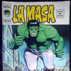 Cómics: LA MASA Nº 6 LA SOMBRA VIVIENTE - VÉRTICE MUNDI-CÓMICS. Lote 180269045