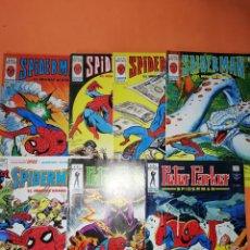 Cómics: SPIDERMAN . VERTICE. VOLUMEN 3. Nº 45,47,48,49,63-A Y PETER PARKER V.1 Nº 7 Y 8. Lote 180388725