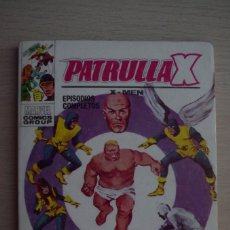 Cómics: PATRULLA X Nº 3 VERTICE - EL TERRIBLE SUPERHOMBRE - MARVEL COMICS GROUP X MEN - TACO. Lote 180434436