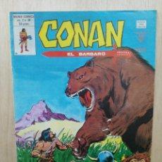 Cómics: CONAN EL BÁRBARO - VOL. 2 Nº 38 - ED. VÉRTICE. Lote 180441986