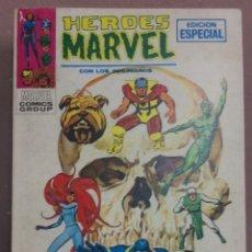 Cómics: HEROES MARVEL, VISPERAS DE MUERTE, NUMERO 6, EDICION ESPECIAL TACO. Lote 180443972