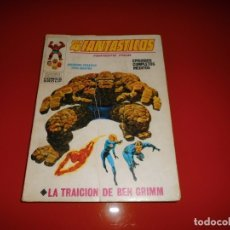 Comics: LOS 4 FANTASTICOS VOL. 1 Nº 34 - VERTICE. Lote 180495077
