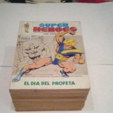 Cómics: SUPER HEROES - VERTICE - VOLUMEN 1 - COMPLETA - BUEN ESTADO -CJ 99 - GORBAUD. Lote 180497243