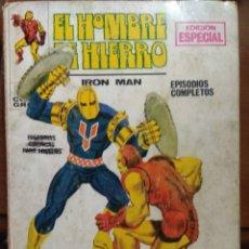 Cómics: EL HOMBRE DE HIERRO Nº 3 - VÉRTICE TACO. Lote 180706691