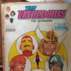 Fumetti: LOS VENGADORES Nº 6 - VÉRTICE TACO. Lote 180717910