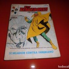Comics : LOS VENGADORES VOL. 1 Nº 44 - VERTICE. Lote 180883063