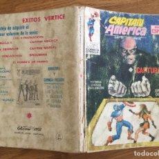Cómics: CAPITAN AMERICA - NUMERO 2 - VERTICE TACO - GCH. Lote 180930382