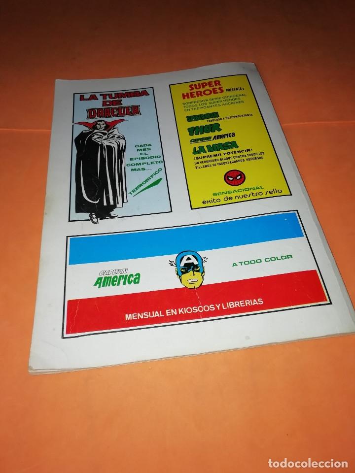 Cómics: COMICS VERTICE ADULTOS COLOR SERIES. LOS VENGADORES. ANUAL 80 Nº 2 - Foto 2 - 180948951