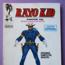 Cómics: RAYO KID Nº 1 VERTICE TACO ¡¡¡¡ MUY BUEN ESTADO !!!!. Lote 180975586