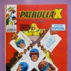 Cómics: PATRULLA X Nº 20 VERTICE TACO ¡¡¡ MUY BUEN ESTADO !!!! 1ª EDICION. Lote 180981806